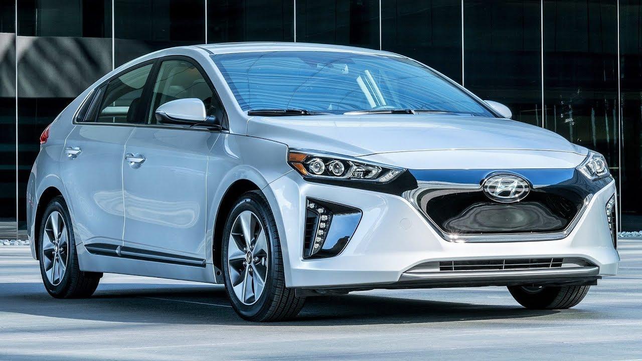Hyundai Ioniq Ev >> 2019 Hyundai Ioniq Ev An Uncompromising Design And Driving