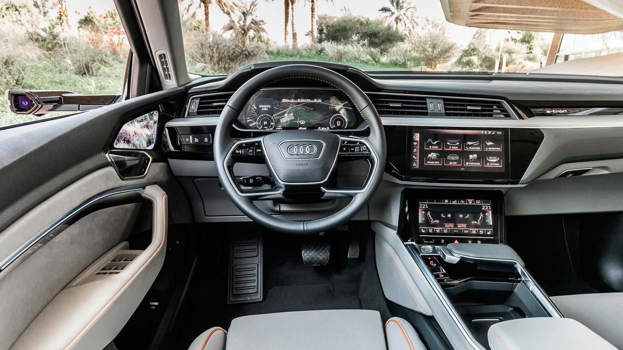 Audi E Tron 2020 Electric Suv Autosportmotor