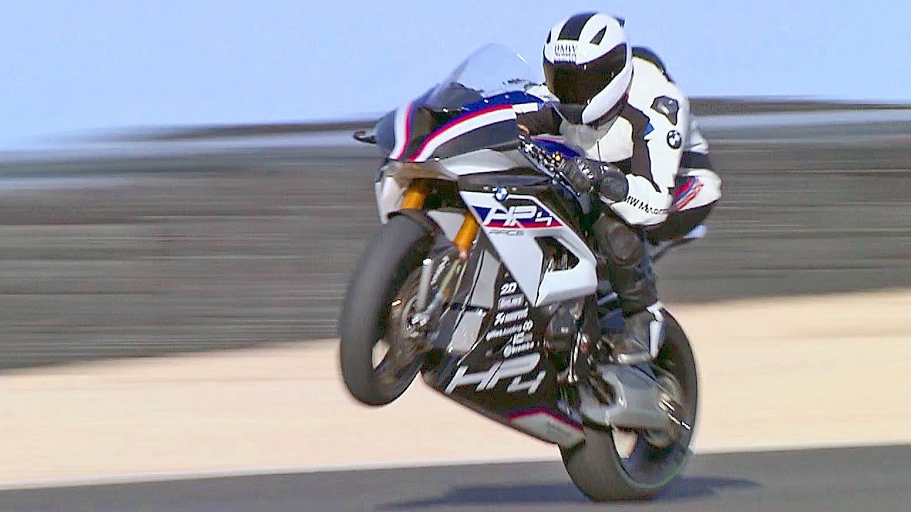 BMW HP4 Race (2017) Purebred Racing Bike | AutoSportMotor