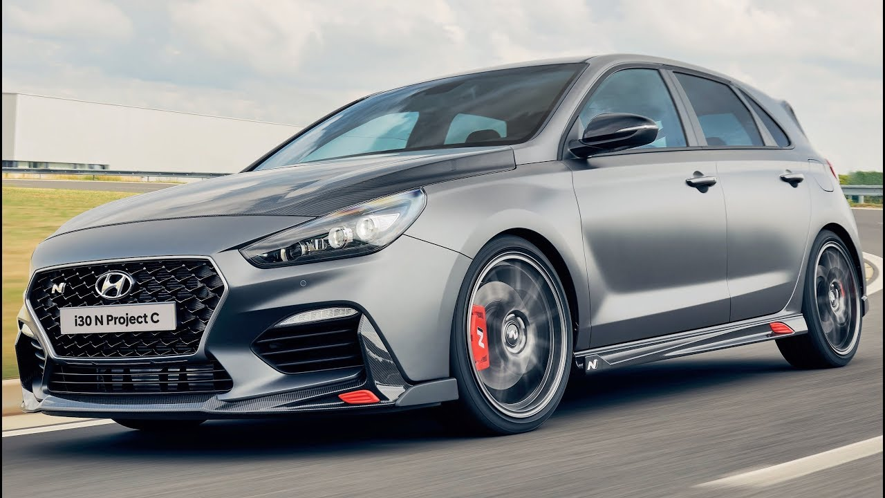 2020 Hyundai i30 N Project C - Lighter, Lower And More ...
