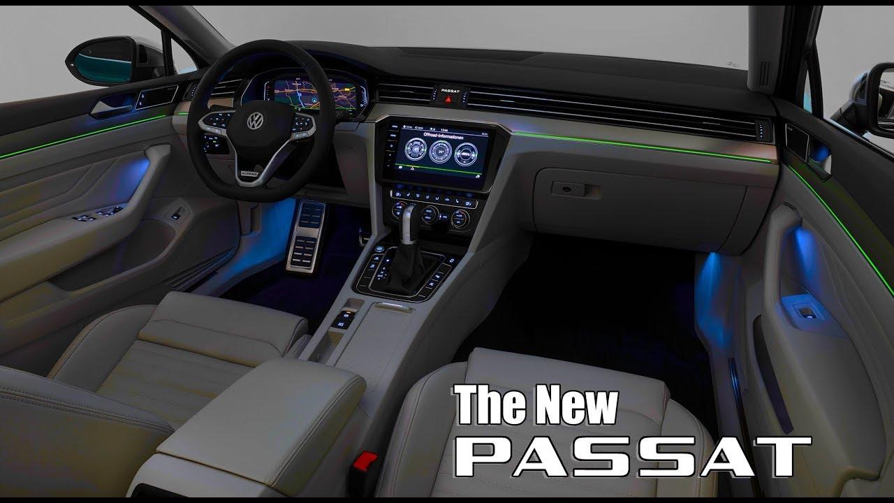 2020 Volkswagen Passat Excellent Interior Autosportmotor