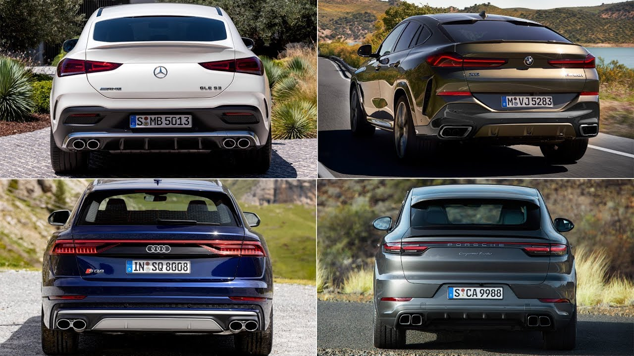 Top 4 Luxury Suv Coupe 2020 Which Is Better Autosportmotor