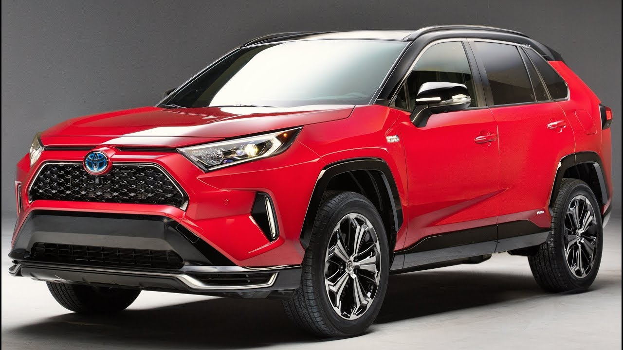 2020 Toyota RAV4 plug-in hybrid - Powerful and Quick SUV ...