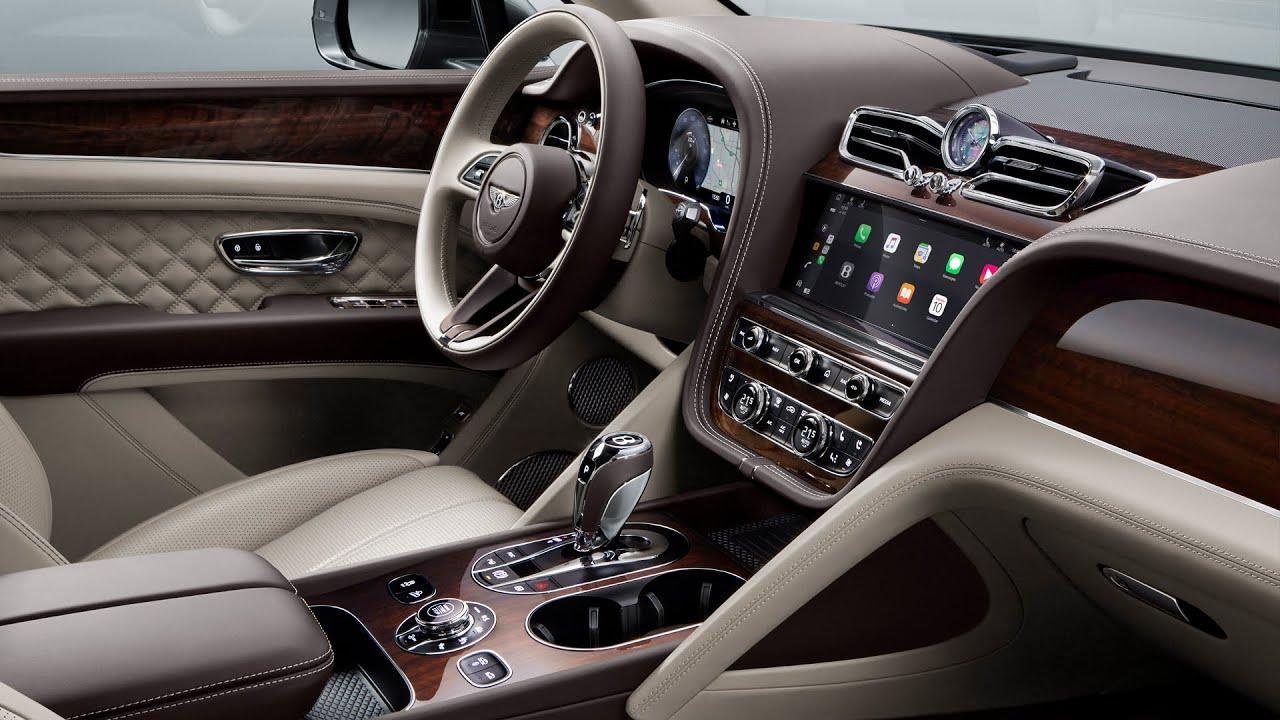 New Bentley Bentayga 2021 The Ultimate Luxury Suv Autosportmotor