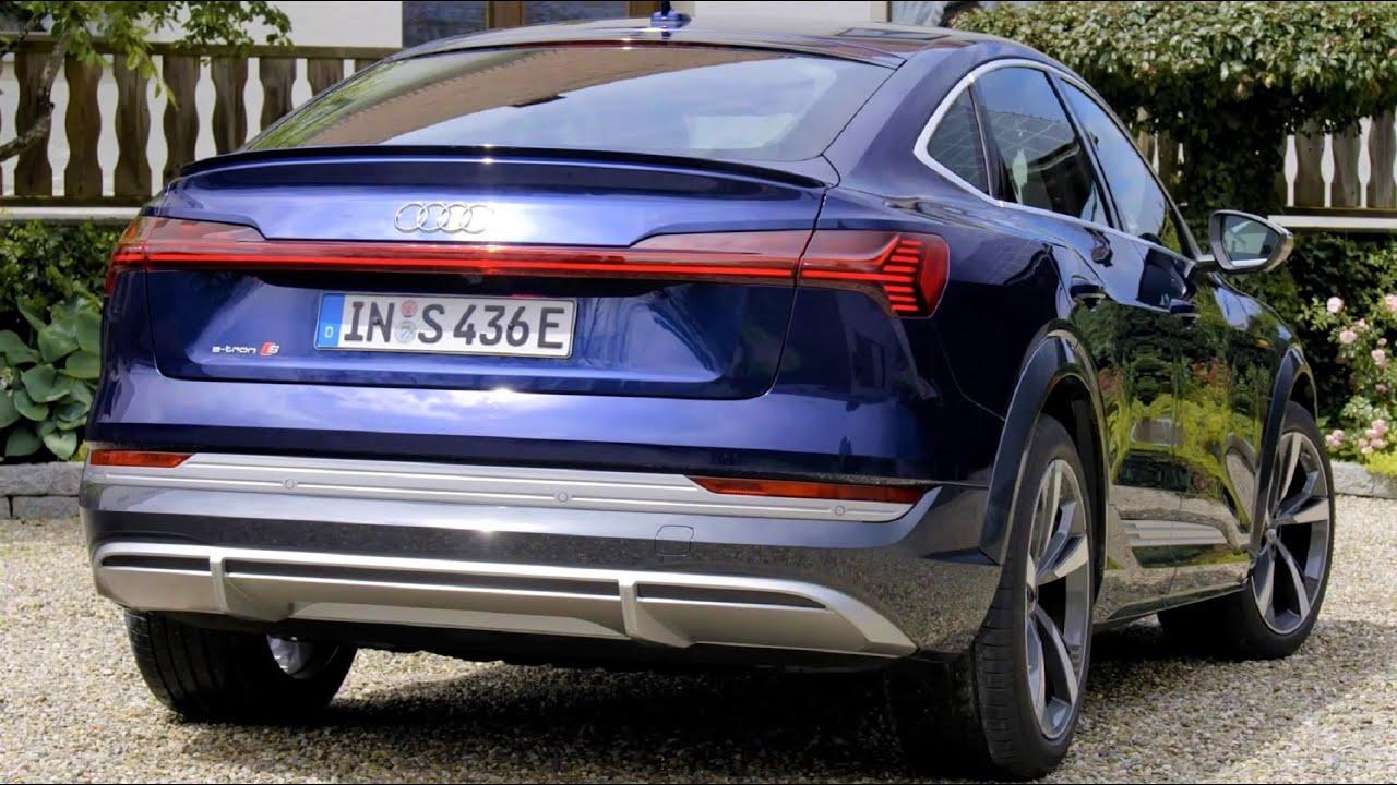 2021 Audi E Tron S Electric Suv With 3 Motor Powertrain Autosportmotor