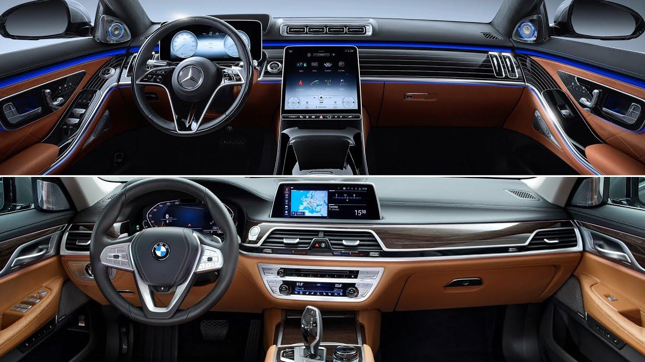 2021 Mercedes S Class Vs Bmw 7 Series The World S Most Luxurious Sedans Autosportmotor