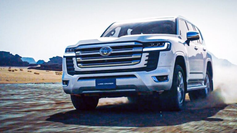 2022 Toyota Land Cruiser | Presentation, Features, Design ...